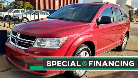 2016 Dodge Journey for sale at Automay Car Sales in Oklahoma City OK