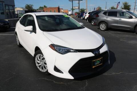 2018 Toyota Corolla for sale at AUTO POINT USED CARS in Rosedale MD