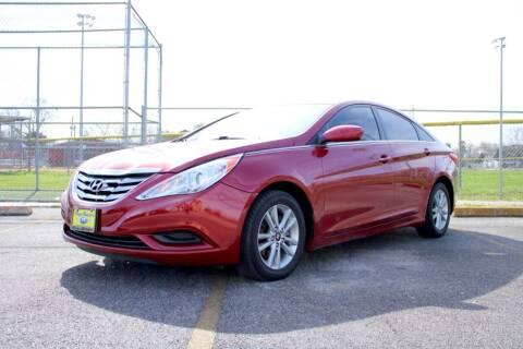 2013 Hyundai Sonata for sale at MEGA MOTORS in South Houston TX