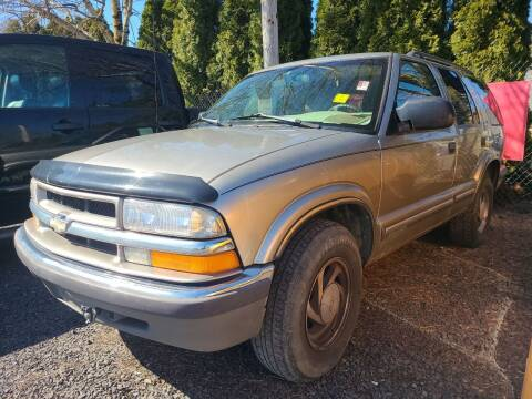 1999 Chevrolet Blazer for sale at Universal Auto Sales in Salem OR
