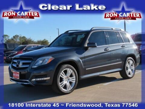 2013 Mercedes-Benz GLK for sale at Ron Carter  Clear Lake Used Cars in Houston TX
