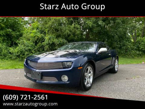 2010 Chevrolet Camaro for sale at Starz Auto Group in Delran NJ