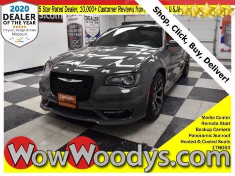 2017 Chrysler 300 for sale at WOODY'S AUTOMOTIVE GROUP in Chillicothe MO