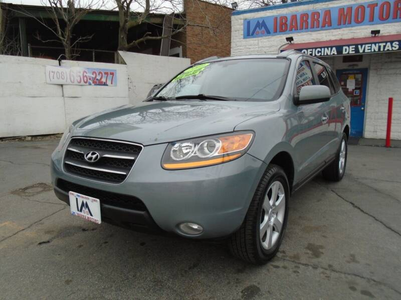 2009 Hyundai Santa Fe for sale at IBARRA MOTORS INC in Cicero IL