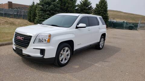 2017 GMC Terrain for sale at RUS Auto LLC in Shakopee MN