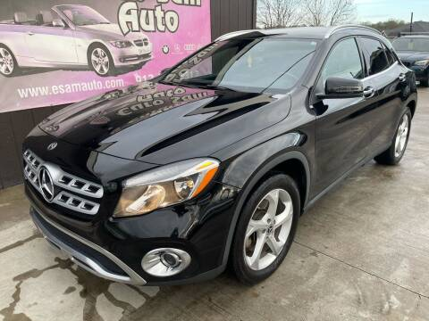 2018 Mercedes-Benz GLA for sale at Euro Auto in Overland Park KS