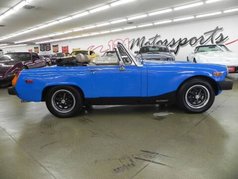 1978 MG Midget for sale at 121 Motorsports in Mt. Zion IL