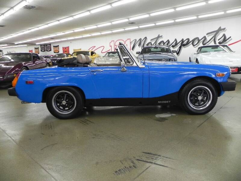 1978 MG Midget for sale at 121 Motorsports in Mount Zion IL