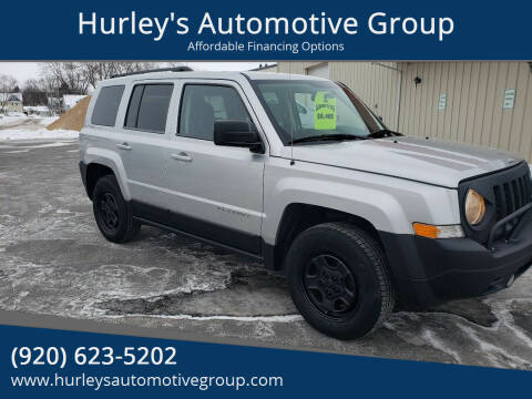 2014 Jeep Patriot for sale at Hurley's Automotive Group in Columbus WI