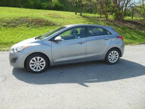 2016 Hyundai Elantra GT for sale at WESTON FORD  INC in Weston WV