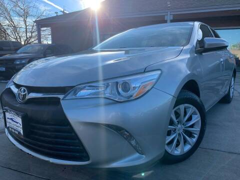 2017 Toyota Camry for sale at Global Automotive Imports of Denver in Denver CO