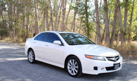 2007 Acura TSX for sale at Northwest Premier Auto Sales in West Richland WA