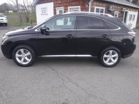2012 Lexus RX 350 for sale at Trade Zone Auto Sales in Hampton NJ