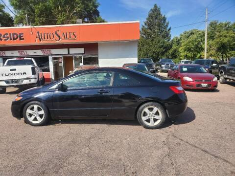 2008 Honda Civic for sale at RIVERSIDE AUTO SALES in Sioux City IA