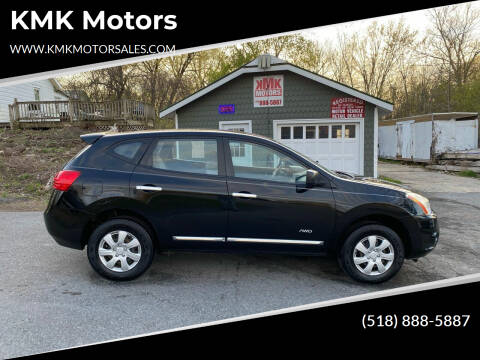 2012 Nissan Rogue for sale at KMK Motors in Latham NY