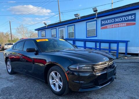 2016 Dodge Charger for sale at Mario Motors in South Houston TX