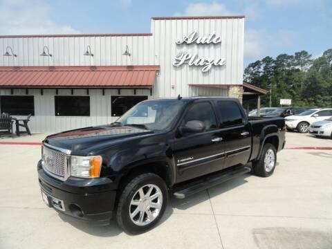 2009 GMC Sierra 1500 for sale at Grantz Auto Plaza LLC in Lumberton TX