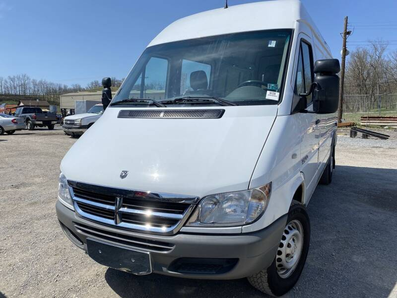 2006 Dodge Sprinter Cargo for sale at Auto Deals in Roselle IL