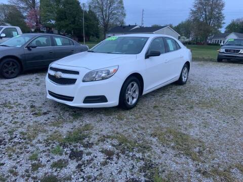 2013 Chevrolet Malibu for sale at Superior Automotive Group in Owensboro KY