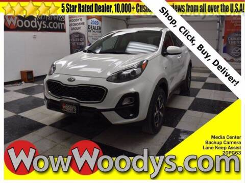 2020 Kia Sportage for sale at WOODY'S AUTOMOTIVE GROUP in Chillicothe MO