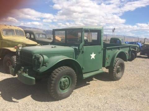 1953 Dodge M37 for sale at Haggle Me Classics in Hobart IN