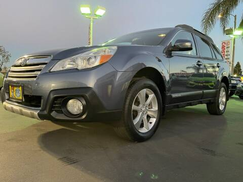2013 Subaru Outback for sale at CARSTER in Huntington Beach CA