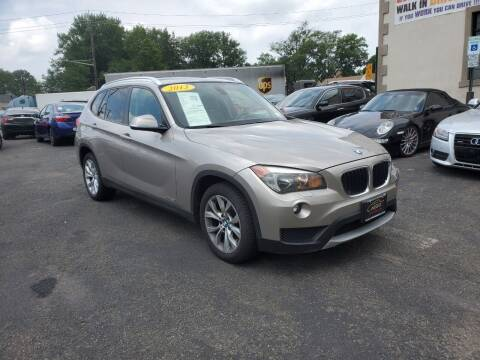 2013 BMW X1 for sale at Costas Auto Gallery in Rahway NJ