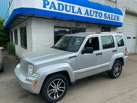 2011 Jeep Liberty for sale at Padula Auto Sales in Braintree MA