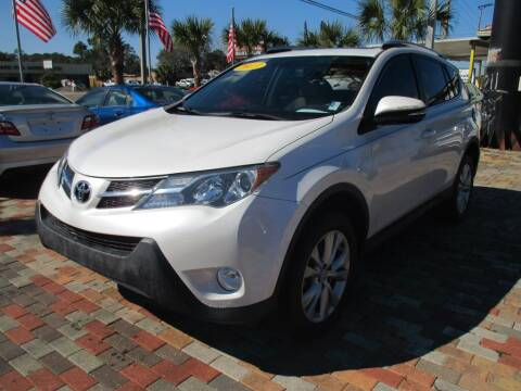 2013 Toyota RAV4 for sale at Affordable Auto Motors in Jacksonville FL