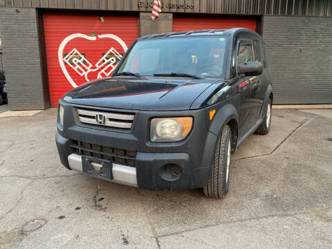 2007 Honda Element for sale at Apple Auto Sales Inc in Camillus NY