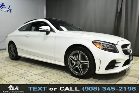 2021 Mercedes-Benz C-Class for sale at AUTO HOLDING in Hillside NJ