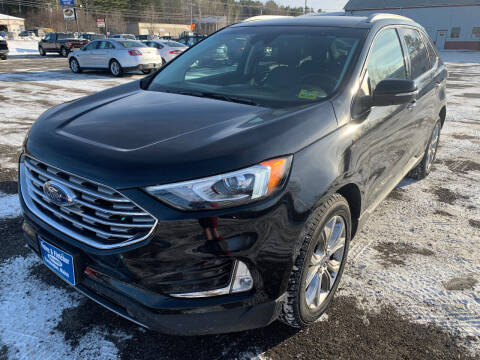 2019 Ford Edge for sale at Ripley & Fletcher Pre-Owned Sales & Service in Farmington ME