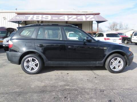 2004 BMW X3 for sale at United Auto Sales in Oklahoma City OK