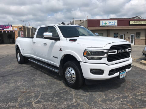 2019 RAM Ram Pickup 3500 for sale at Carney Auto Sales in Austin MN