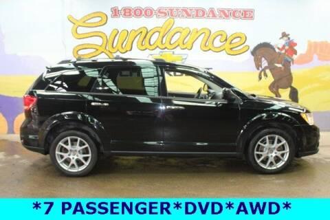 2016 Dodge Journey for sale at Sundance Chevrolet in Grand Ledge MI