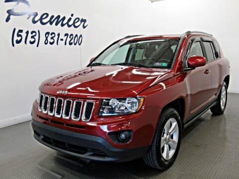 2016 Jeep Compass for sale at Premier Automotive Group in Milford OH