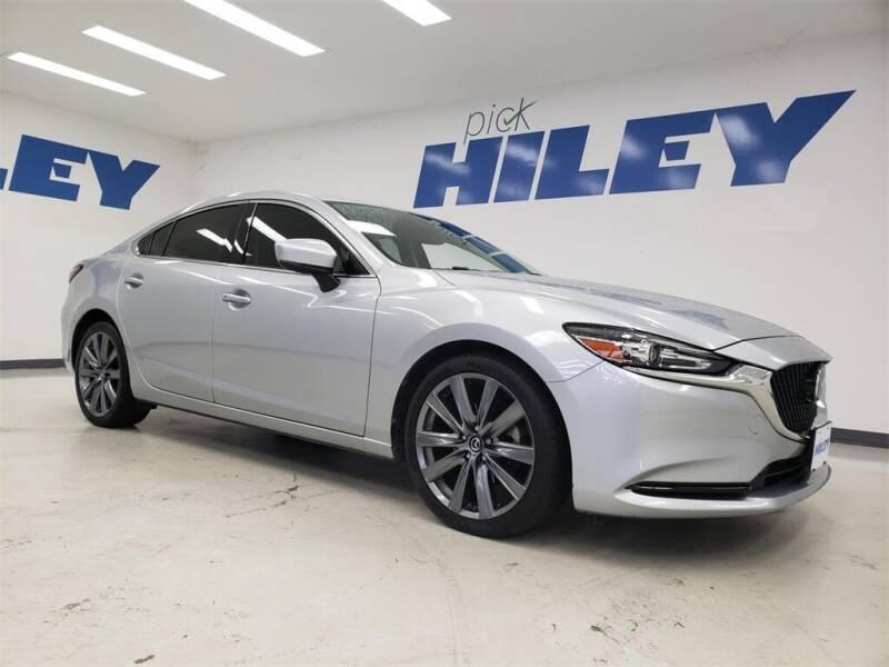 2018 Mazda MAZDA6 for sale at HILEY MAZDA VOLKSWAGEN of ARLINGTON in Arlington TX