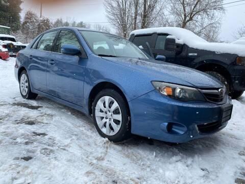 2010 Subaru Impreza for sale at D & M Auto Sales & Repairs INC in Kerhonkson NY