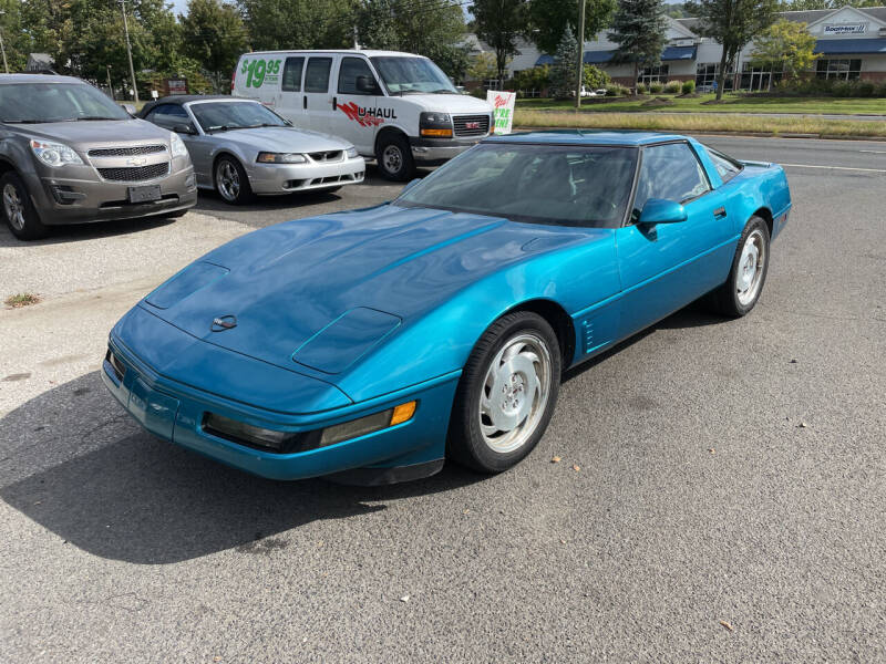 1995 Chevrolet Corvette for sale at Candlewood Valley Motors in New Milford CT