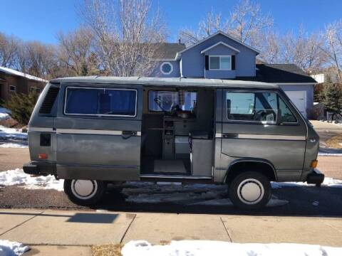 1987 Volkswagen Vanagon for sale at Classic Car Deals in Cadillac MI