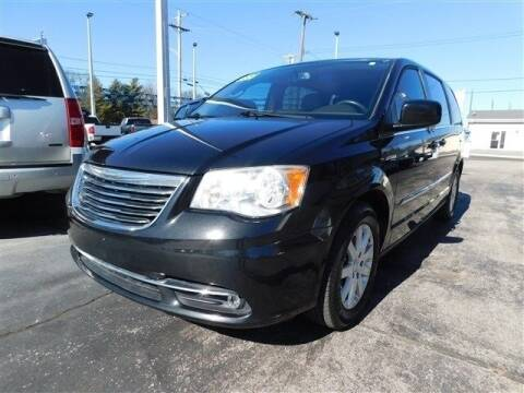 2014 Chrysler Town and Country for sale at D & T Auto Sales, Inc. in Henderson KY