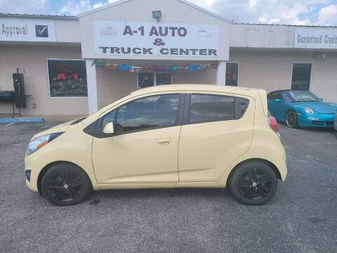 2014 Chevrolet Spark for sale at A-1 AUTO AND TRUCK CENTER in Memphis TN