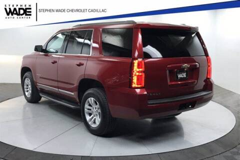 2015 Chevrolet Tahoe for sale at Stephen Wade Pre-Owned Supercenter in Saint George UT