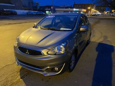 2018 Mitsubishi Mirage for sale at Midtown Autoworld LLC in Herkimer NY