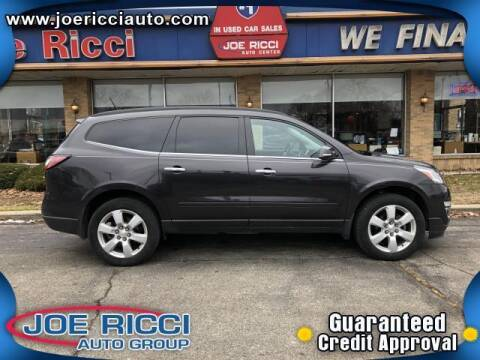 2017 Chevrolet Traverse for sale at Mr Intellectual Cars in Shelby Township MI