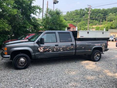 1999 Chevrolet C/K 3500 Series for sale at Compact Cars of Pittsburgh in Pittsburgh PA