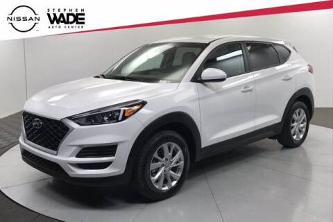 2019 Hyundai Tucson for sale at Stephen Wade Pre-Owned Supercenter in Saint George UT