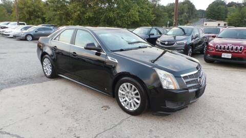 2010 Cadillac CTS for sale at Unlimited Auto Sales in Upper Marlboro MD