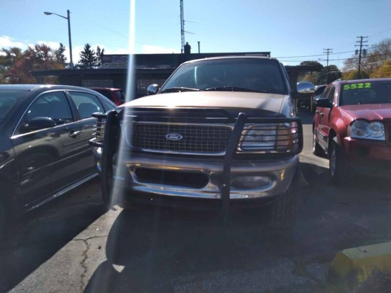 1997 Ford Expedition for sale at D & D All American Auto Sales in Mt Clemens MI