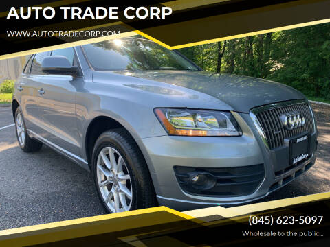 2011 Audi Q5 for sale at AUTO TRADE CORP in Nanuet NY
